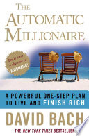 The Automatic Millionaire Pdf/ePub eBook
