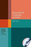 Intercultural Language Activities with CD ROM