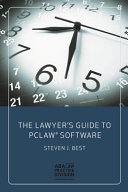 The Lawyer s Guide to PCLaw
