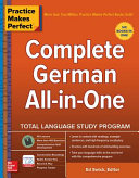 Practice Makes Perfect Complete German All-in-One