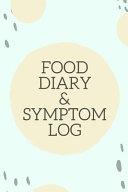 Food Diary And Symptom Log