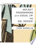 ASP .NET Programming with C# & SQL Server