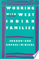 Working With West Indian Families