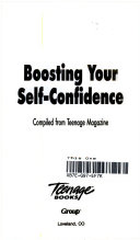 Boosting Your Self Confidence