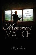 Memories Of Malice
