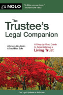 Trustee s Legal Companion  The