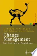 Change Management bei Software Projekten
