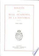 Boletin de la Real Academia de la Historia Tomo CLXXIX NUMERO III AÑO 1982