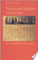 Nationaal Denken In Europa