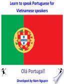 Learn to Speak Portuguese for Vietnamese Speakers
