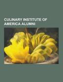 Culinary Institute of America Alumni