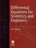 Differential Equations for Scientists and Engineers