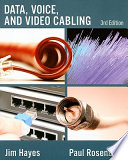 Data  Voice and Video Cabling