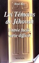 illustration du livre Les Témoins de Jéhovah