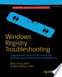 Windows Registry Troubleshooting