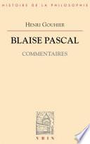 illustration du livre Blaise Pascal
