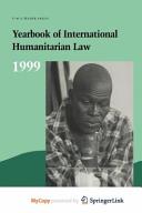 Yearbook of International Humanitarian Law 1999