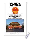 China Foreign Policy and Government Guide