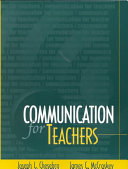 Communication for Teachers
