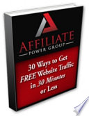 30 Ways to Get FREE Website Traffic in 30 Minutes or Less