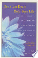 Don t Let Death Ruin Your Life Book PDF