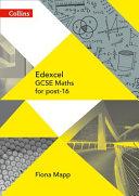 Edexcel GCSE Maths for Post-16