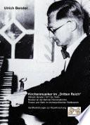 Kirchenmusiker im  Dritten Reich