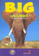 Big And Small : comparing some of the world's largest animals with...