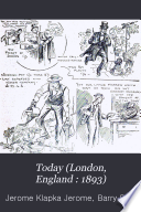 Today London England 1893