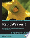 Rapidweaver 5 Beginner s Guide