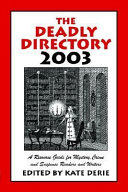The Deadly Directory 2003