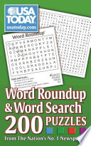 Usa Today Word Roundup Word Search