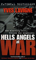 Hells Angels at War A Sophisticated Technology Proficient And Aggressive