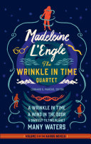 madeleine l engle the wrinkle in time quartet