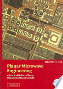 Planar Microwave Engineering