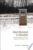 Book Silent Moments in Education