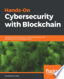 Hands On Cybersecurity With Blockchain