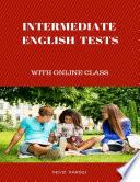 Intermediate English Tests