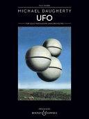 UFO for Solo Percussion and Orchestra - Full Score