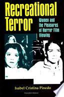 Recreational Terror book