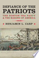 Book Defiance of the Patriots