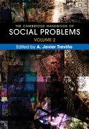 The Cambridge Handbook of Social Problems: