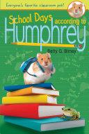School Days According to Humphrey Book