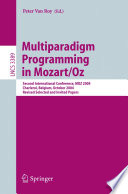 Multiparadigm Programming in Mozart Oz