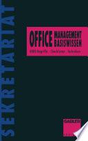 Office-Management Basiswissen