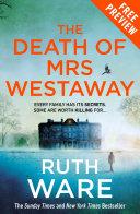 New Ruth Ware Thriller
