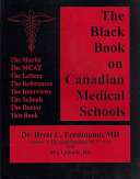 The Black Book on Canadian Medical Schools