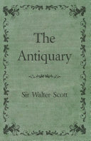 download ebook the antiquary pdf epub