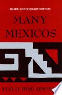 Many Mexicos Mexico