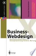 Business-Webdesign